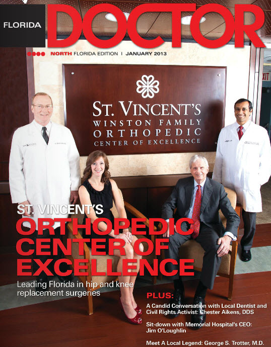 St Vincent's Riverside Orthopedic Center of Excellence