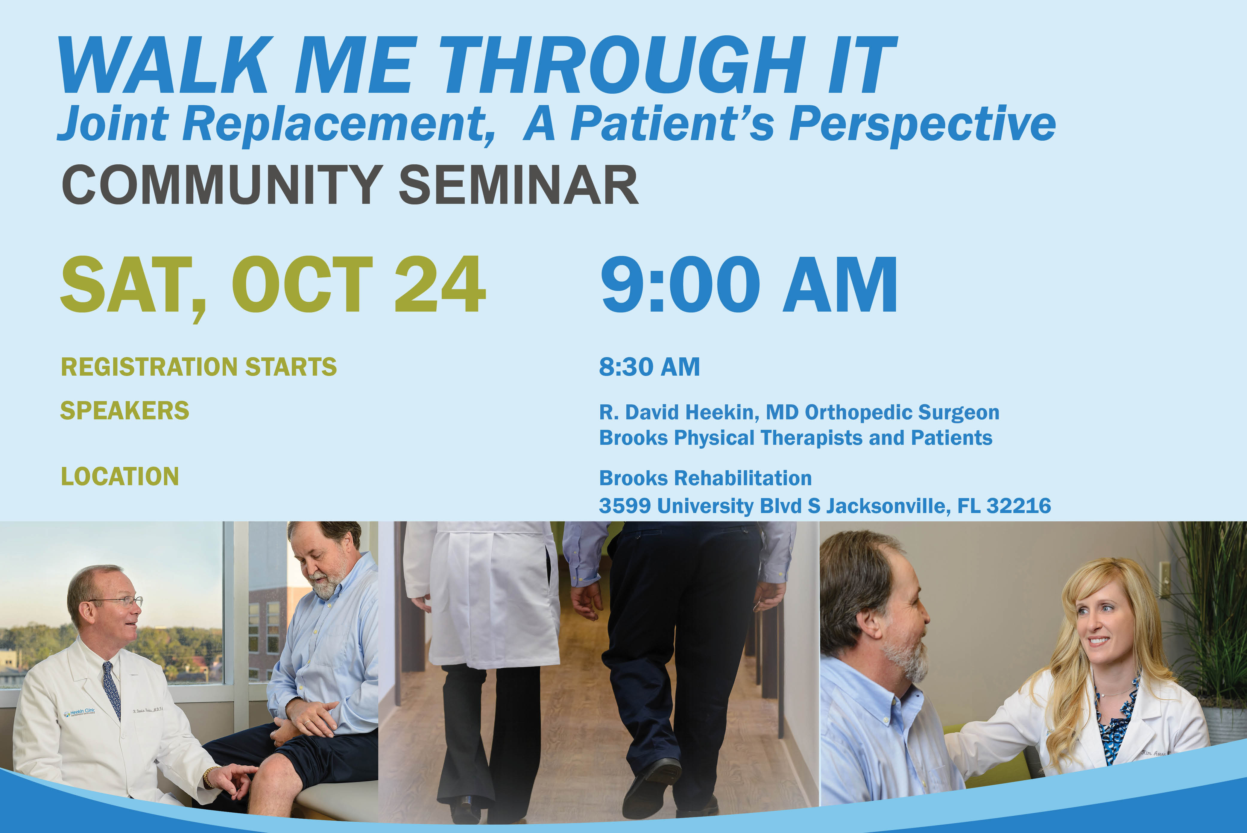 Patient's Perspective Seminar