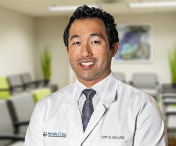 Dr. Eric Kim