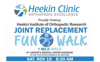 Heekin Institute of Orthopedic Research Joint Walk