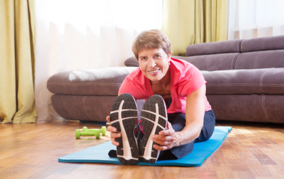 7 Ideas For Exercising at Home